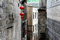 Architektura: Mieszkaniowy Zhenyuan Zdjęcia Stock