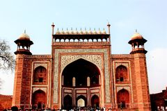 architektura mughal Obrazy Royalty Free