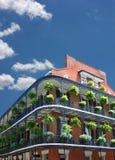 architektura nowego Orleanu Obraz Royalty Free