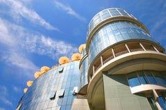 architektura nowożytna Zdjęcie Royalty Free