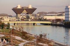 architektura nowożytny Tokyo zdjęcia stock
