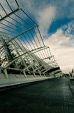 architektura nowożytny Valencia obraz stock