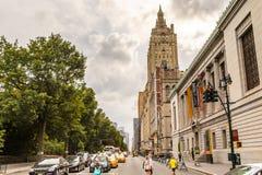 Architektura Nowy Jork, usa fotografia stock