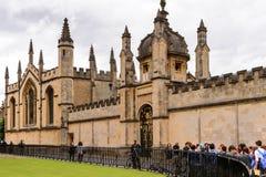 Architektura Oxford, Anglia, Zjednoczone Królestwo Fotografia Stock
