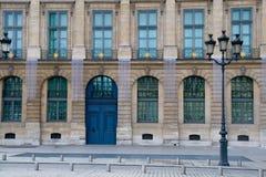 architektura Paris Zdjęcia Royalty Free