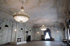 Architektura Petersburg, Rosja Wnętrze Palmy galeria Fotografia Royalty Free