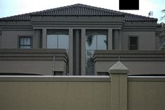 architektura Piękni budynki mieszkalni Obrazy Royalty Free