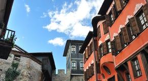 architektura Plovdiv Zdjęcie Royalty Free