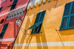 Architektura Porto Maurizio, Liguria, Włochy zdjęcia royalty free
