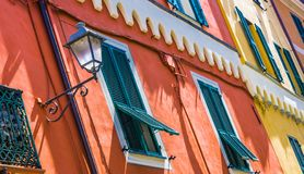 Architektura Porto Maurizio, Liguria, Włochy obrazy royalty free