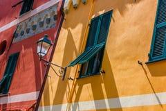 Architektura Porto Maurizio, Liguria, Włochy obraz stock