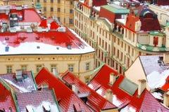 architektura Prague Fotografia Royalty Free