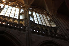 architektura Prague obrazy royalty free
