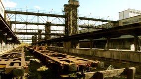 architektura przemysłowej zdjęcie wideo
