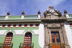 Architektura Puebla VI Fotografia Stock