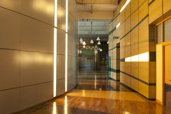 architektura salowa Zdjęcie Royalty Free