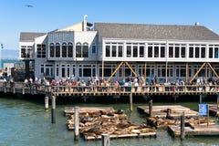 Architektura San Fransisco, usa Fotografia Royalty Free
