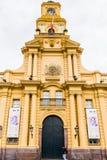 Architektura Santiago de Chile obraz stock