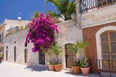 architektura sicilian Fotografia Royalty Free