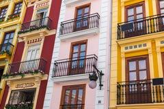 architektura Spain Valencia Obraz Royalty Free