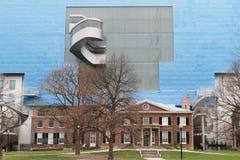 architektura surrealistyczna Obraz Royalty Free