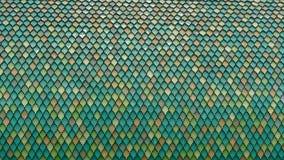 Architektura szczegół drewniane dachowe płytki Fotografia Stock