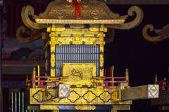 Architektura szczegóły buddyjska świątynia obraz royalty free