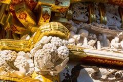 Architektura szczegóły buddyjska świątynia obrazy stock