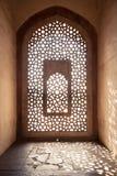 Architektura szczegóły Humayun grobowiec, India Fotografia Royalty Free