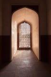 Architektura szczegóły Humayun grobowiec, India Fotografia Stock