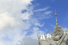 Architektura ThaiArt Zdjęcie Stock