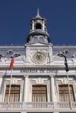 Architektura Valparaiso zdjęcia royalty free