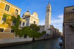 architektura Venice Włochy fotografia stock