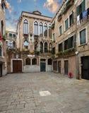 architektura Venice Włochy zdjęcia royalty free