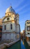 architektura Venice Włochy zdjęcia stock