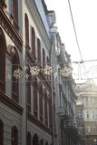 Architektura w Belgrade obrazy royalty free