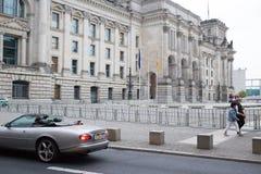 Architektura w Berlin. Fotografia Stock