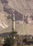 Architektura w Egipt Zdjęcia Stock