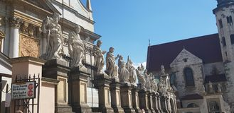 architektura w Europa zdjęcia stock