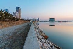 Architektura w Incheon obraz stock