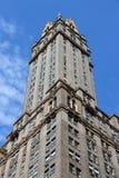 Architektura w Nowy Jork Obraz Royalty Free