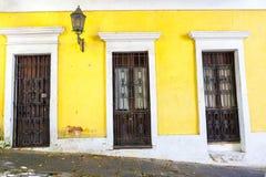Architektura w San Juan Fotografia Royalty Free