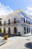 Architektura w San Juan Obraz Royalty Free