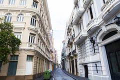 Architektura w San Juan Zdjęcia Royalty Free