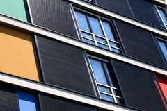 Architektura w Zagreb Obrazy Royalty Free