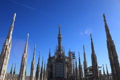 architektura wyszczególnia gothic Obraz Royalty Free