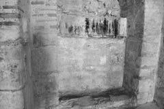 Architekturdekoration der Kathedrale von Sankt Nikolaus Lizenzfreie Stockfotos