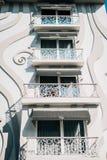 Architekturdesign stockbild