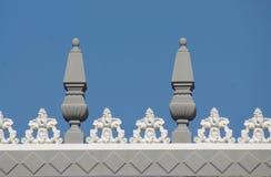 Architekturdetail in Barcelona Stockfoto