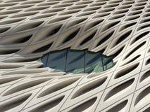 Architekturdetail - das breite Muesum Stockfotos